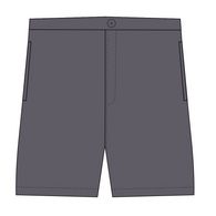 St Francis of Assisi | Formal Shorts - (grey)