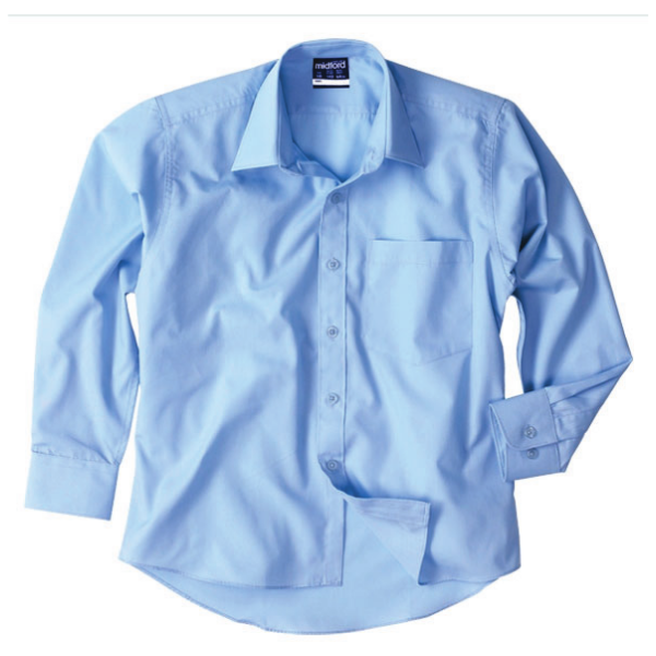 St Anthony's Edwardstown | Unbanded Shirt - LS