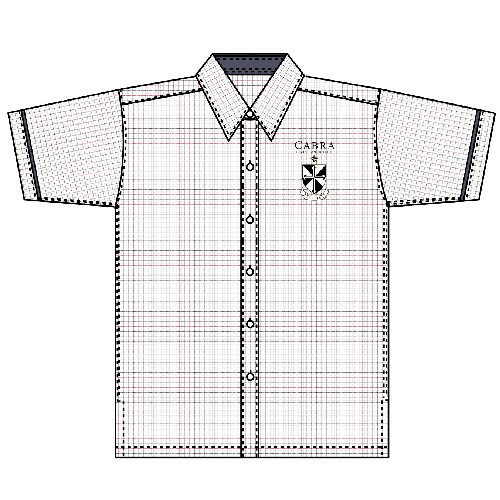 Cabra Dominican College | Boys Short Sleeve Shirt