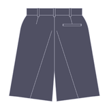 Cabra Dominican College | Grey Summer Shorts