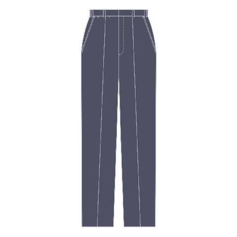 Cabra Dominican College | Grey Trousers