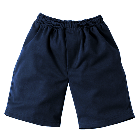 Plympton IC | Boys Elastic Waist Shorts