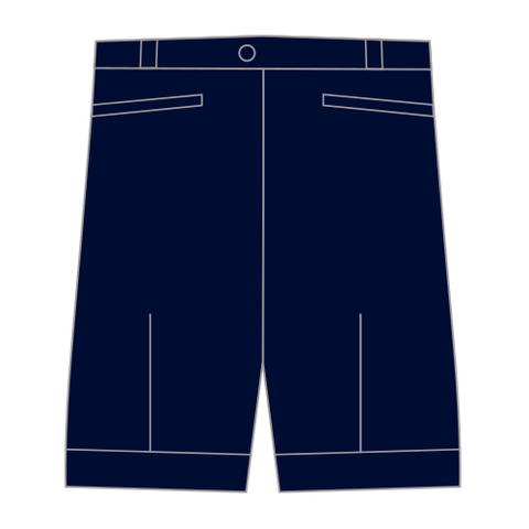 Plympton IC | Girls Cuffed Shorts