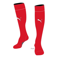 Campbelltown City SC | Home Socks (Red)