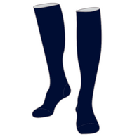 St Francis of Assisi | Cotton Blend Tights - Navy