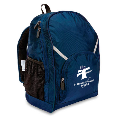 St Francis of Assisi | Back Pack