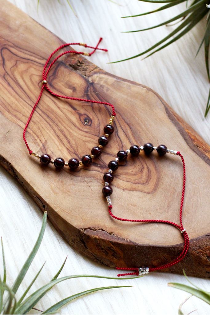 Garnet Intention Thread {Creativity}