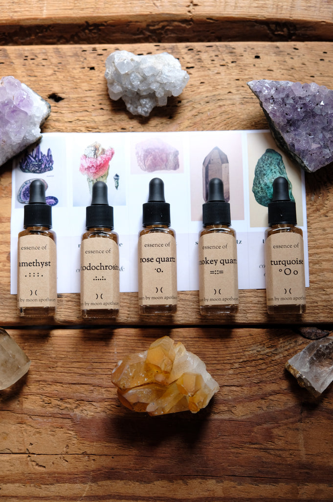 Crystal Essences Set