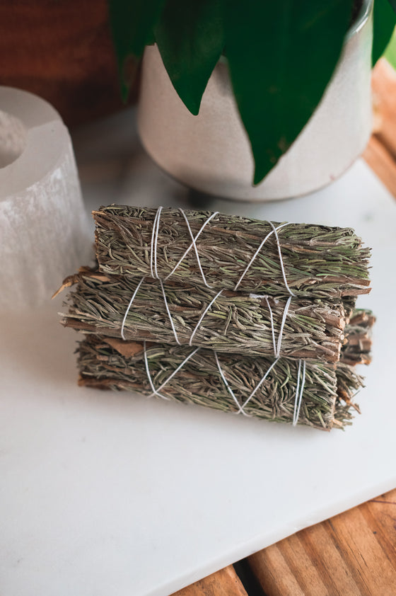 Rosemary Smudge stick