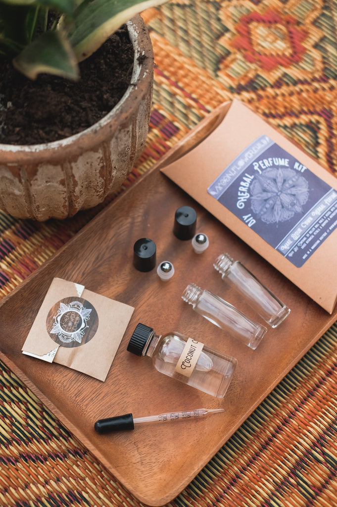 DIY Herbal Perfume Kit