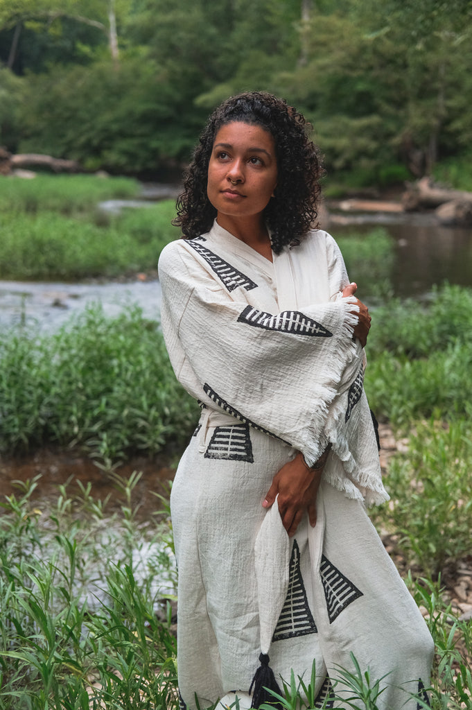 Turkish Towel Kaftan