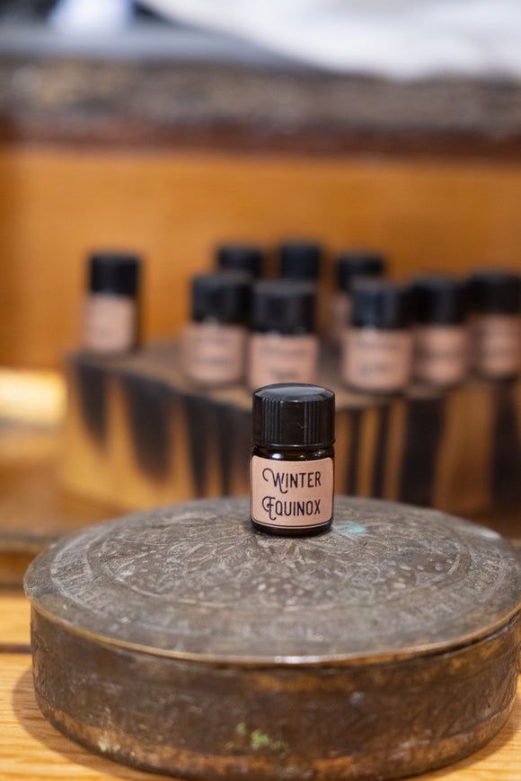 Winter Equinox ~ Essential Oil Blend