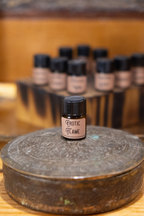 Erotic Flame ~ Essential Oil Blend