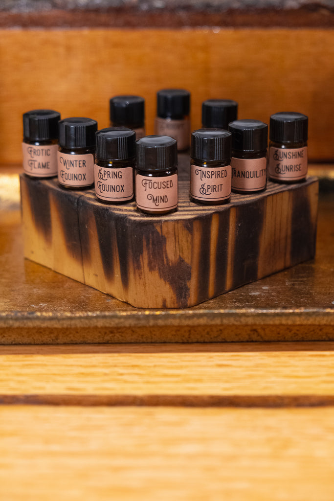 Groovy Soul ~ Essential Oil Blend