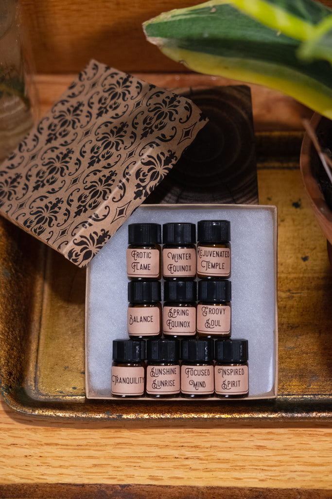 Rejuvenated Temple ~ Essential Oil Blend