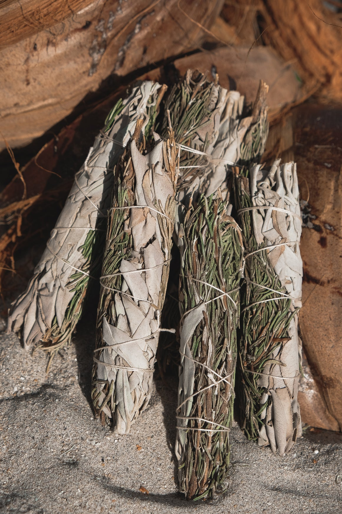 Sage & Rosemary Smudge stick
