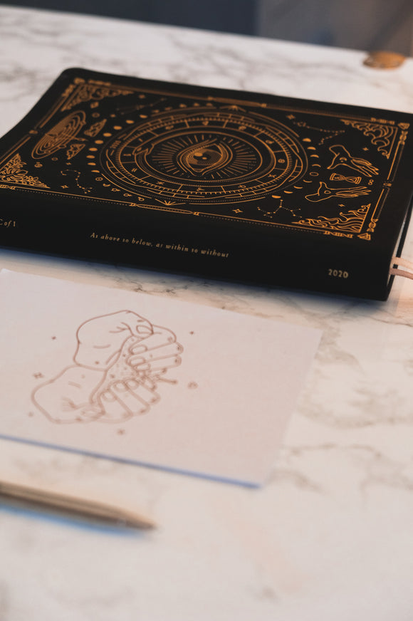PRE ORDER ~ Magic of I ~ 2021 Astrological Planner