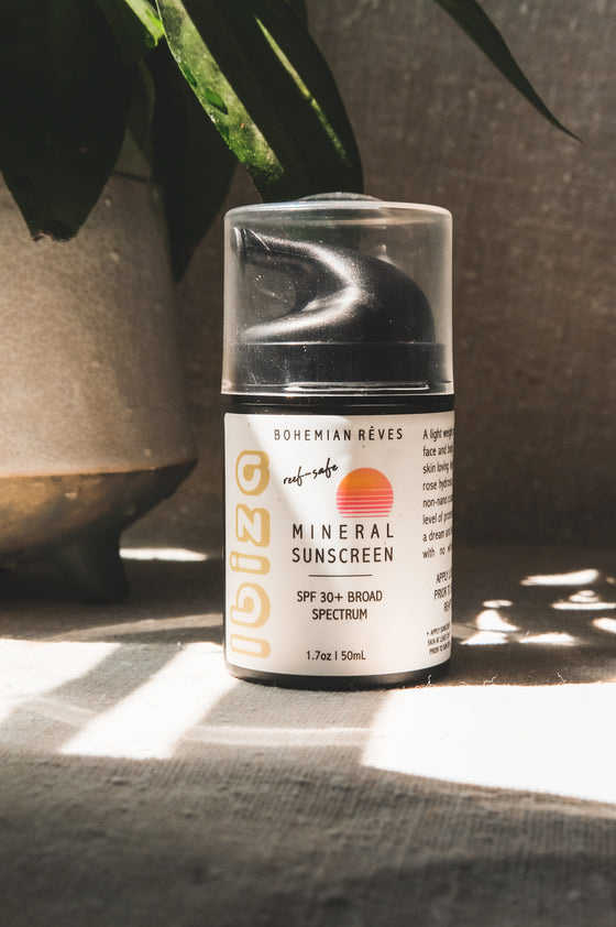 Mineral Sunscreen SPF 30+