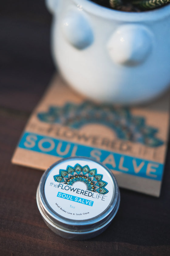 Soul Salve ~ Aid to skin lesions