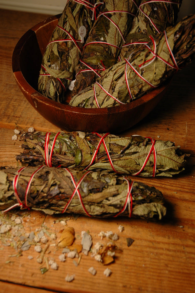 Yerba Sante Smudge Sticks