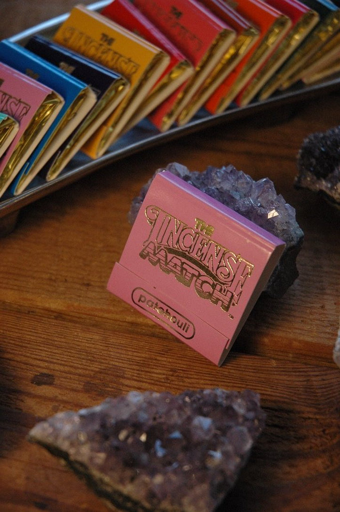 Incense Matches - Moon.Flower.Child