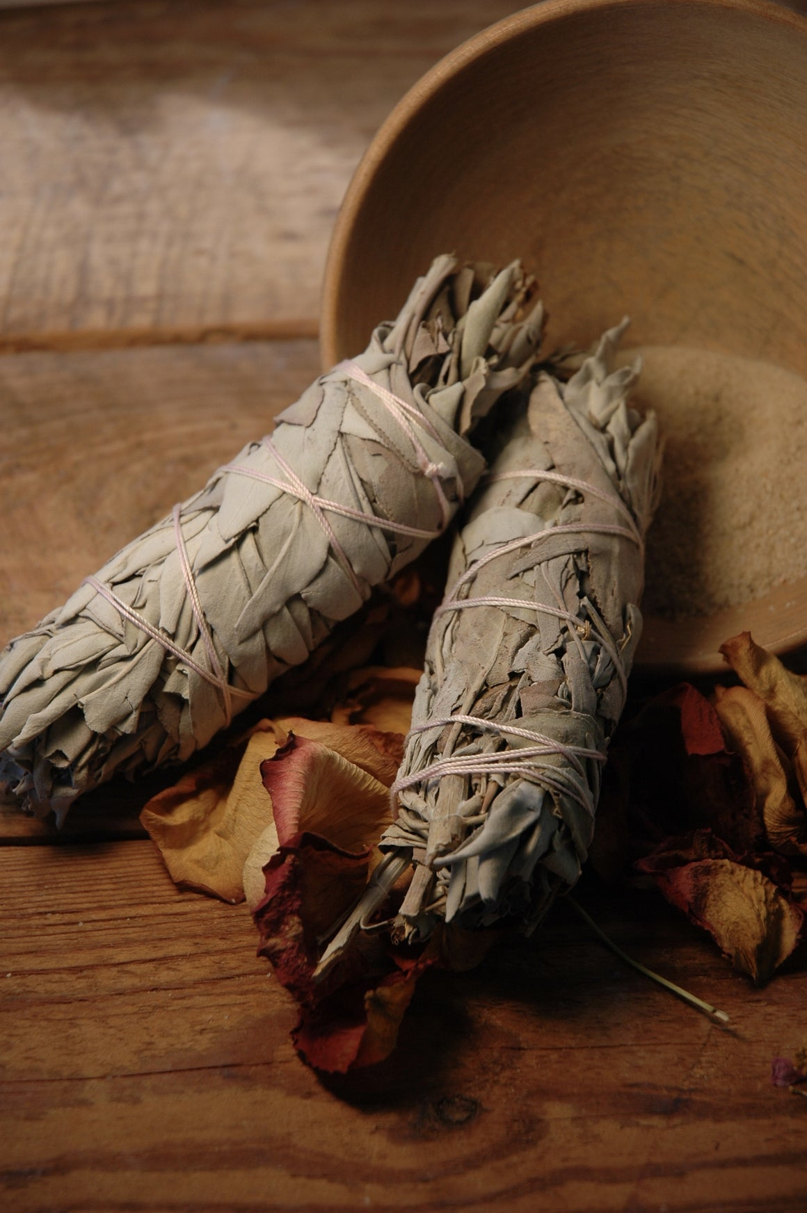 White Sage Smudge Stick - Moon.Flower.Child