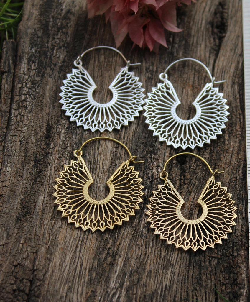 Solar Return Earrings