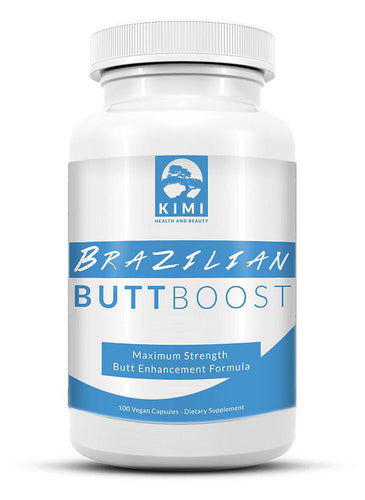Brazilian Butt Boost - Natural Butt Enhancement Pills