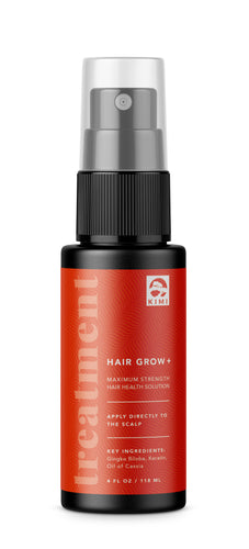 Hair Grow Plus Scalp Treatment - All Natural Hair Growth Treatment Spray with Biotin