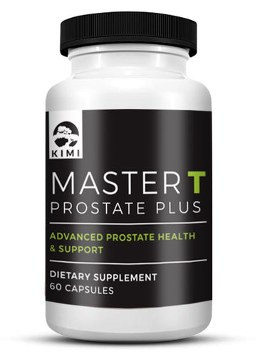 Master T Prostate Plus - Advanced Prostate Health & Support