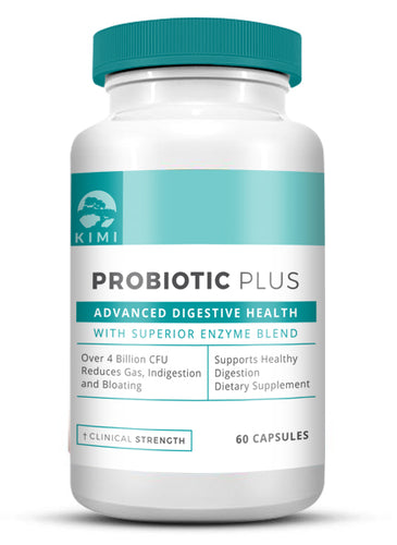 Advanced Digestive Health w/ Superior Enzyme Blend