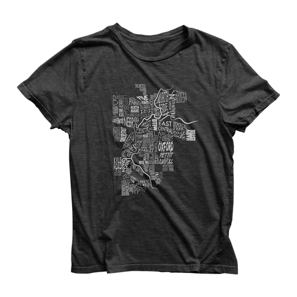 Fort Wayne Neighborhoods Tee