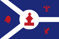 Fort Wayne City Flag