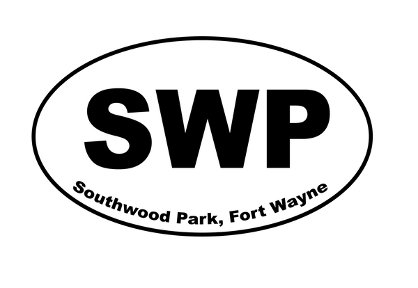 Southwood Park Sticker