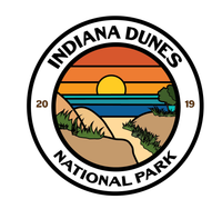 Indiana's National Park sticker