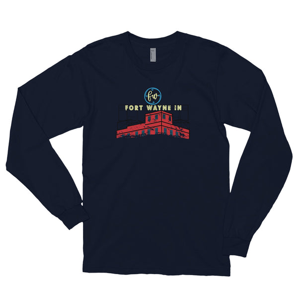 Iconic Campus Long Sleeve Tee