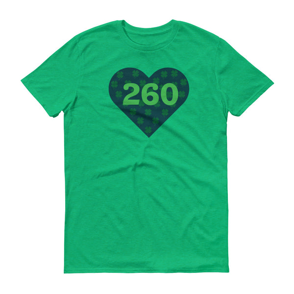 260 Heart Tee - Irish