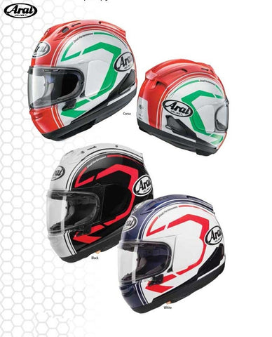 Arai CORSAIR-X Statement Line