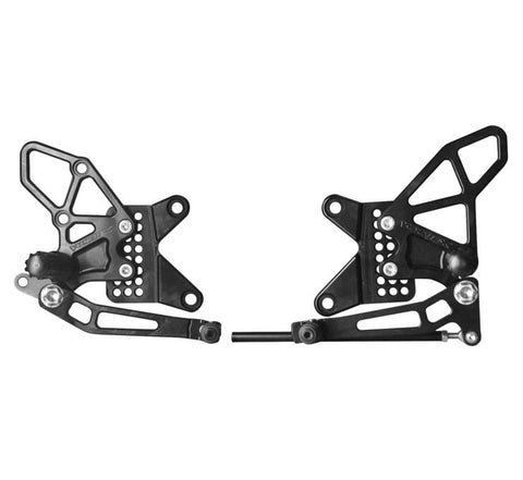 Vortex Racing Adjustable Rear Sets