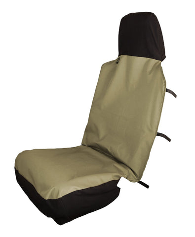 Solvit Waterproof Sta-Put™ Bucket Seat Cover - Hunter K9 Gear