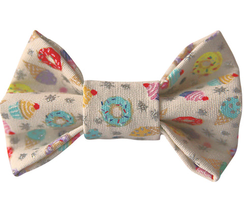 Birthday Cake Bow Tie for small to large Doggie's - Hunter K9 Gear