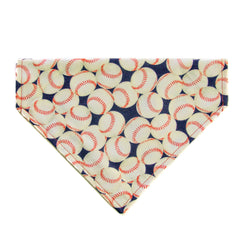 Boy I love Baseball! Dog Bandana - Over the Collar Style in 5 Sizes | Free Ship - Hunter K9 Gear