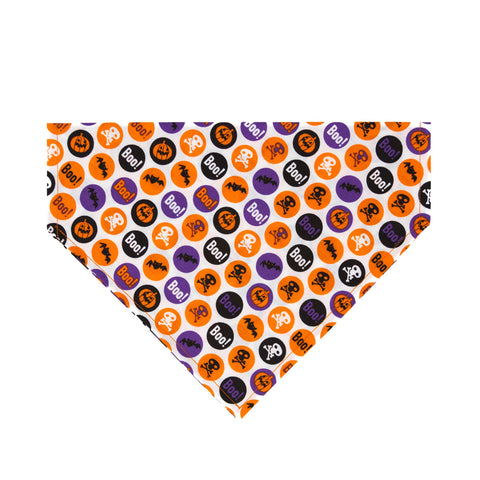 BOO! Dog Bandana - Hunter K9 Gear