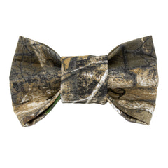 Real Tree Camo Bow Tie - Hunter K9 Gear