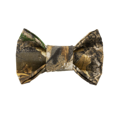 Real Tree Camo Bow Tie