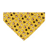 Hen House (Rooster - Chicken) Dog Bandana - Over the Collar Style in 5 Sizes | Free Ship - Hunter K9 Gear