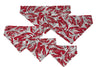Lobster Fest!  Dog Bandana - Over the Collar Style in 5 Sizes | Free Ship - Hunter K9 Gear