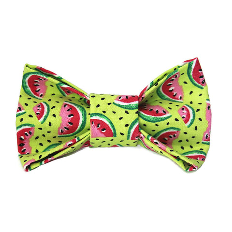 Watermellon Dog Bow Tie for small to large Doggie's - Hunter K9 Gear