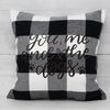 Buffalo Check Accent Pillow