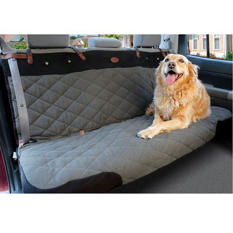 "Solvit Premium Bench Seat Cover - 56"" or 60"" widths 